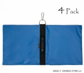 Anchor Sandbags� Blue 4 pk.