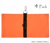 Anchor Sandbags� Orange 4 pk.