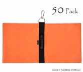 Anchor Sandbags� Orange 50 pk.