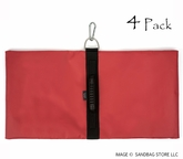 Anchor Sandbags Red 4 pk.