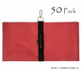 Anchor Sandbags Red 50 pk.