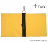 Anchor Sandbags� Yellow 4 pk.