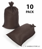 DuraBag Brown 10 pk.