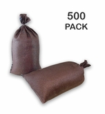 DuraBag Brown 500 pk