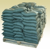 Filled DuraBag Sandbags