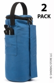 Canopy Sandbags� Blue 2 Pack