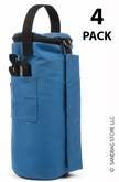 Canopy Sandbags� Blue 4 Pack