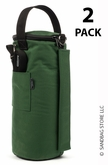 Canopy Sandbags� Green 2 Pack