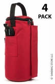 Canopy Sandbags� Red 4 Pack