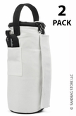 Canopy Sandbags� White 2 Pack