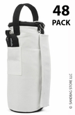 Canopy Sandbags� White 48 Pack