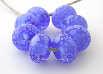 Spotted Blue Periwinkle