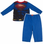 DC Comics Toddler Boys Superman Pajamas with Cape