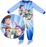 Toy Story Footed Pajamas for Baby Boys