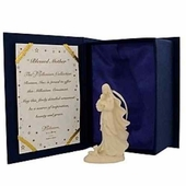 Millenium Blessed Mother Religious Christmas Ornament