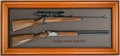 Dual Gun Display Case - Hunter Special