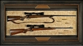 Flagship Rifle Display Case
