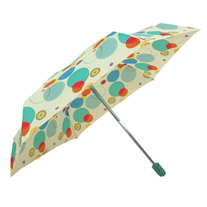 Fulton Bubbles Flat Mini Umbrella - Click to enlarge