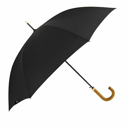 Fulton Chancellor Black Umbrella - Click to enlarge