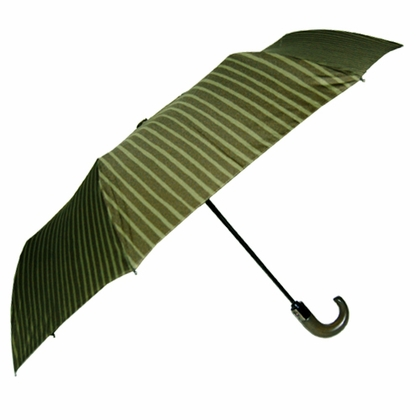 Marimekko Piccolo Dark Green/Olive Hook Umbrella - Click to enlarge