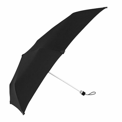 Senz  Mini Windproof Black Umbrella - Click to enlarge