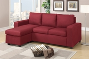 Akeneo Carmine Fabric Sectional Sofa