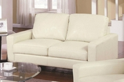 Ava Cream Loveseat