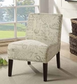 Bachman Beige Fabric Chair