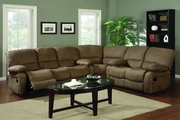 Beamon Reclining Sectional Sofa