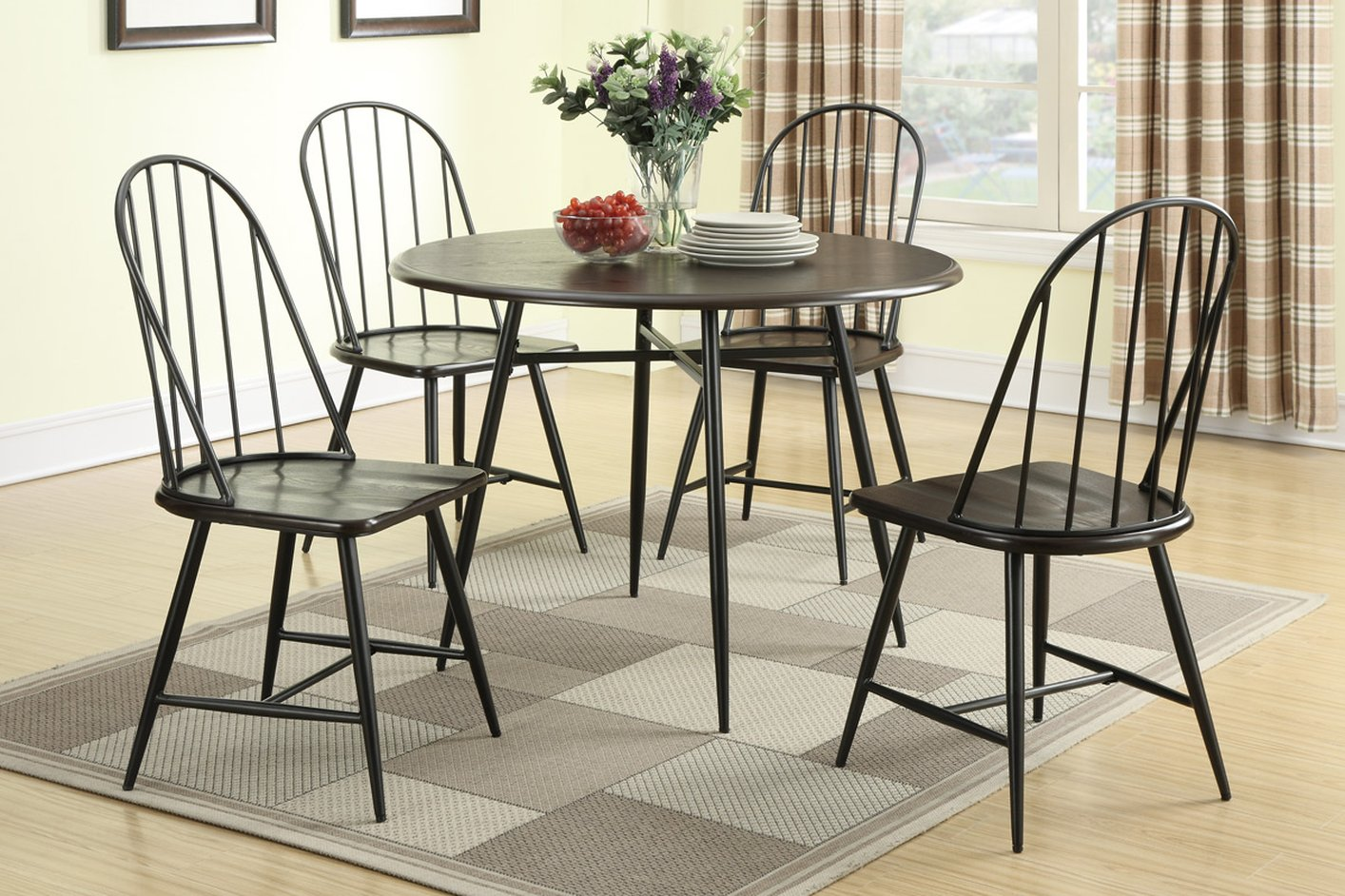 black metal dining chair black metal dining chair - Metal Dining Room Chairs