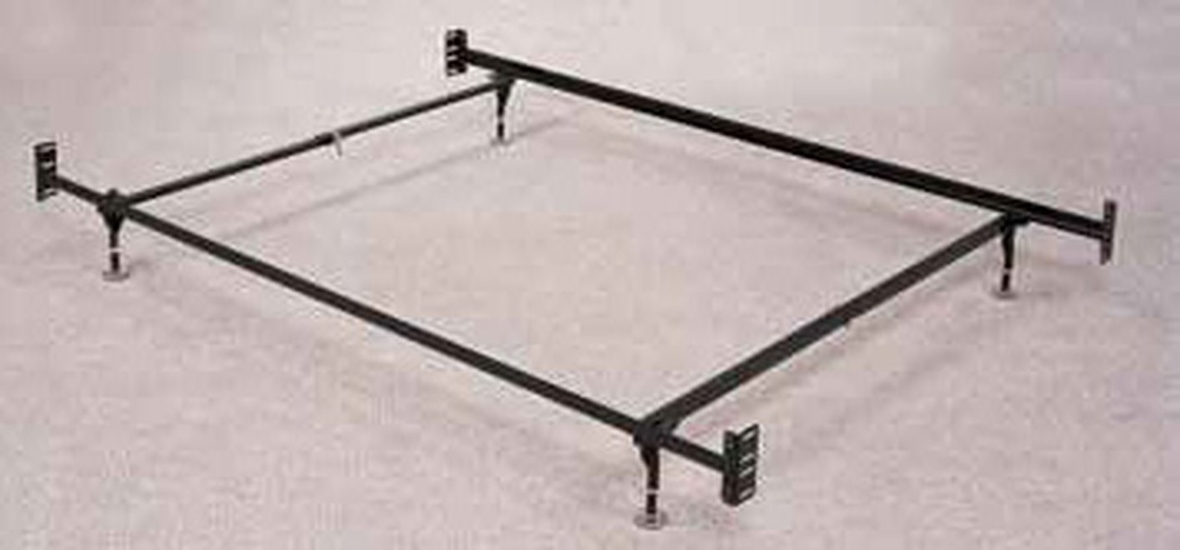metal bed frame full size 2