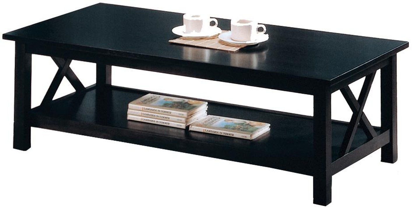 Black and wood coffee table - Black Wood Coffee Table Set Black Wood Coffee Table Set