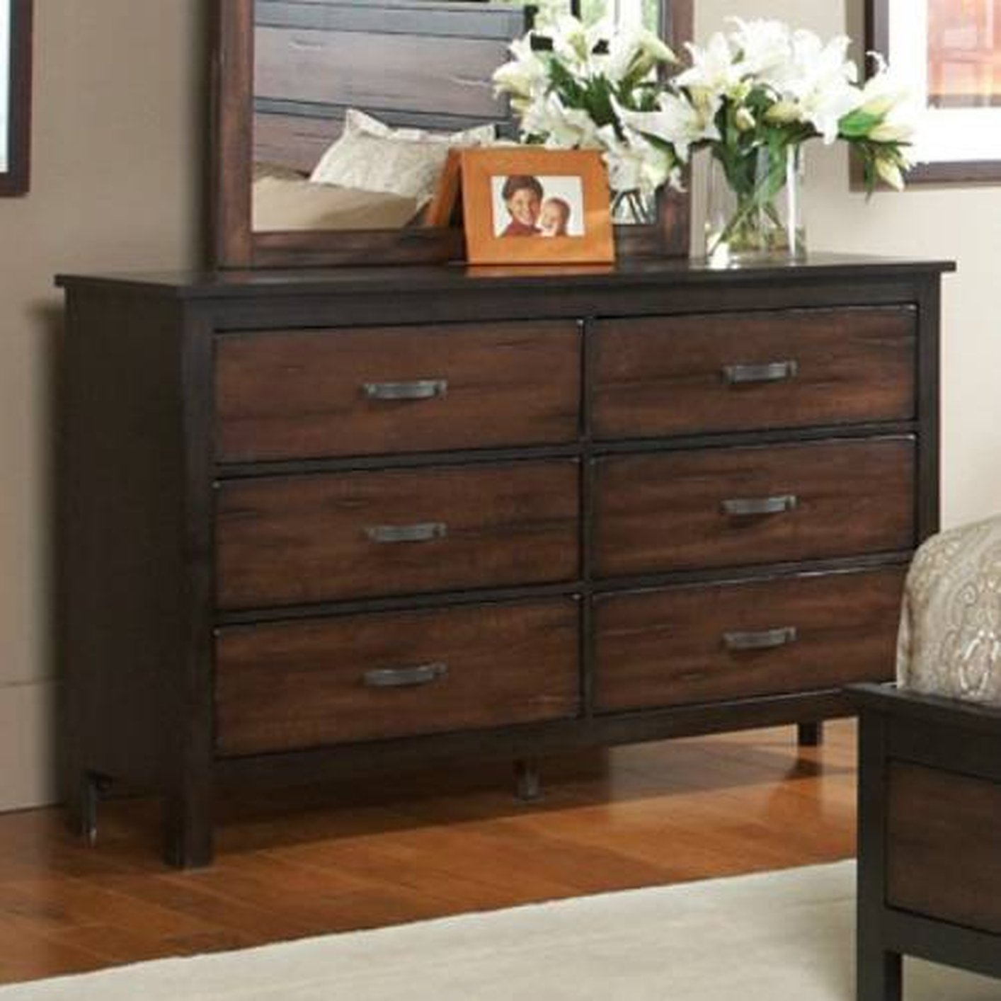 Coaster 202303 Black Wood Dresser Steal A Sofa Furniture