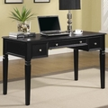Black Wood Office Desk