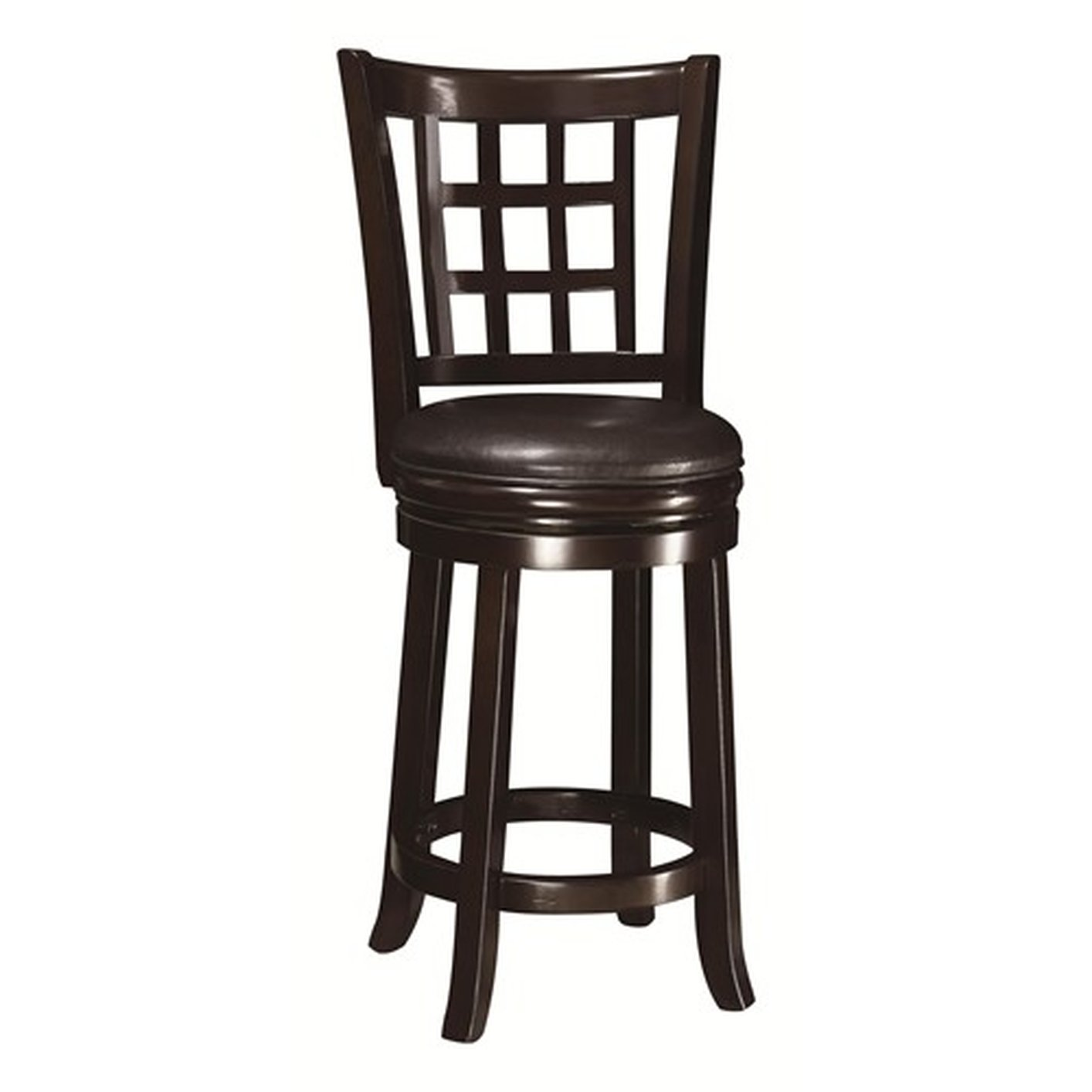 Brown Leather Bar Stool Napa Valley 25 Quot Swivel  : brown leather bar stool 200 from chipoosh.com size 1414 x 1414 jpeg 86kB