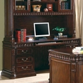 Brown Wood Credenza