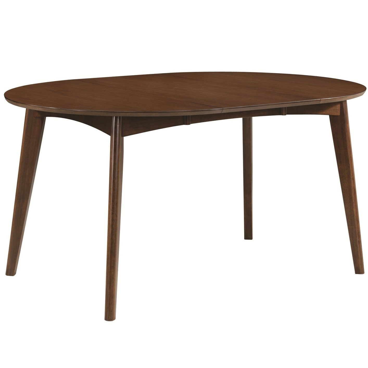 Coaster 105361 Brown Wood Dining Table Steal A Sofa Furniture Outlet