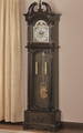 Brown Wood Grandfather Clock