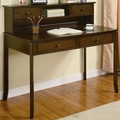 Brown Wood Office Desk