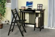Carolyn 2pc Desk and Chair Set