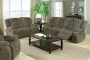 Charlie Brown Reclining Sofa and Loveseat
