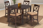 Crosswinds 5pc Pub Table and Chair Set