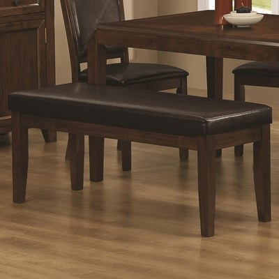 Coaster Davina 103173 Brown Wood Dining Bench In Los Angeles Ca