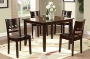Denver 5Pc Dining Table And Chair Set