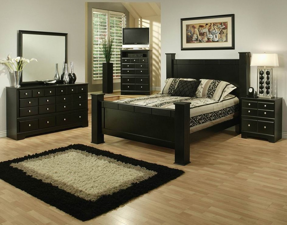 Purple And Gray Bedroom Ideas] Archer Piece Queen Size ...