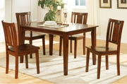 Eleonor 5Pc Dining Table And Chair Set