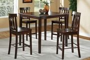 Fetch 5Pc Pubtable And Chair Set