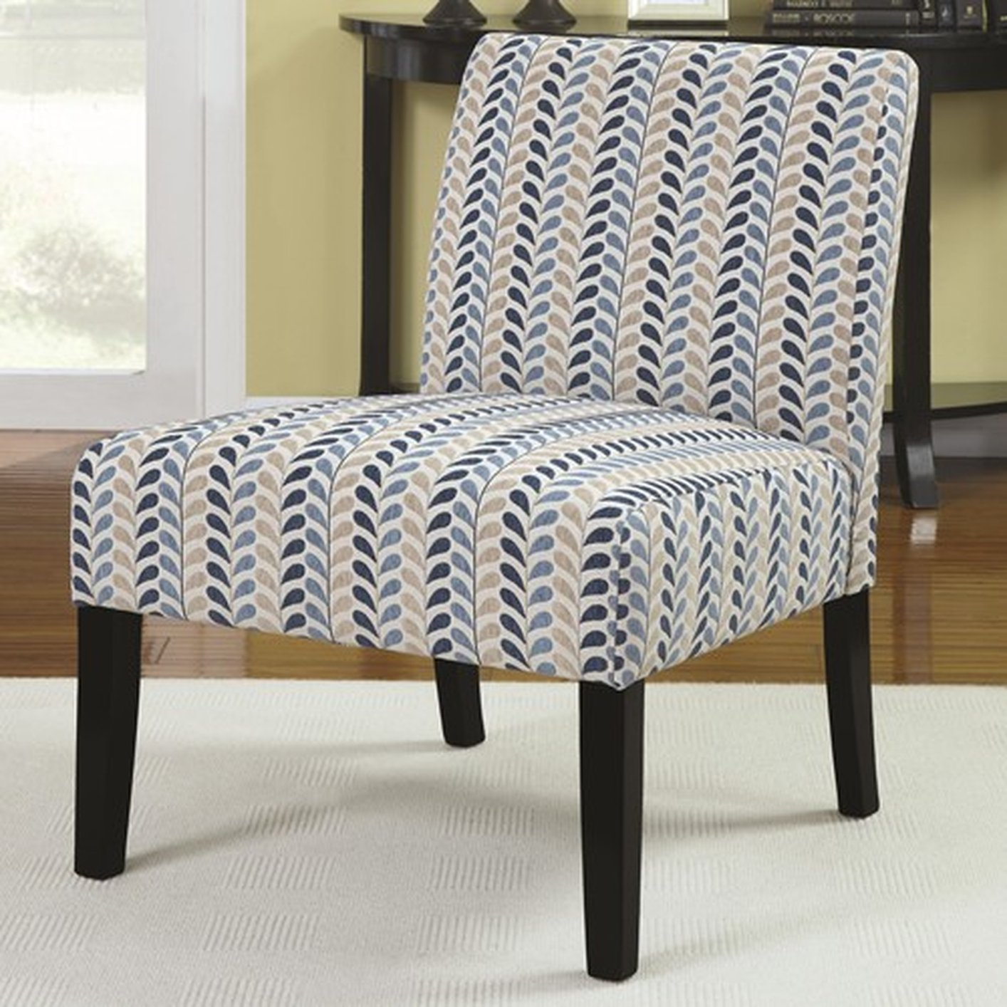 Fabric Accent Chairs gfa cotswold stone fabric accent chair