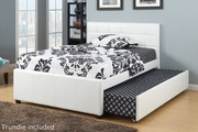Blossom Full Size Bed With Trundle