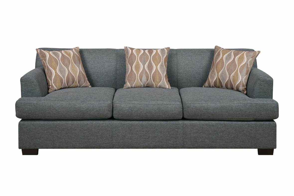 f7973 grey fabric sofa steal a sofa furniture outlet los angeles ca